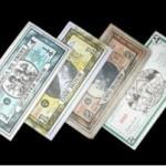 Три валюты. Интересные факты