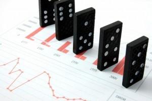 Риски европейских банков превышают 1 трлн. долл.