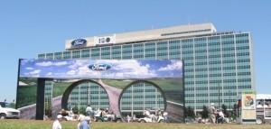 Продажи автомобилей Ford падают, акции теряют в цене