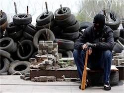 """Напряженность на Украине может перерасти в """"холодную войну"""""""