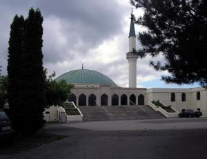 австрия ислам