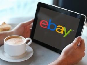 Ebay Logo Tablet