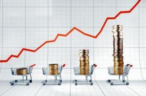 Инфляция в еврозоне увеличилась, но ненамного