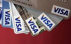 Visa может потерять 70 млн. долл. из-за своей деятельности в России