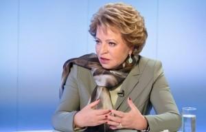 Матвиенко предложила ввести мораторий на повышение налогов для малого бизнеса