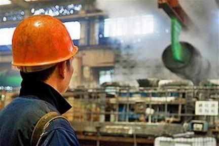 Темпы роста производства в Китае замедлились