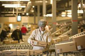 Amazon.com Fernley warehouse