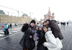 Китайские туристы хотят посетить Россию на фоне дешевого рубля