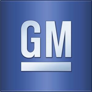 GM Company logo, November 2010.