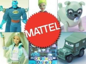 Mattel-Toys