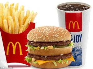 Mc-Donald's
