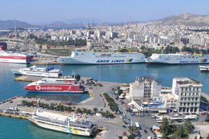 Piraeus-port-in-Athens