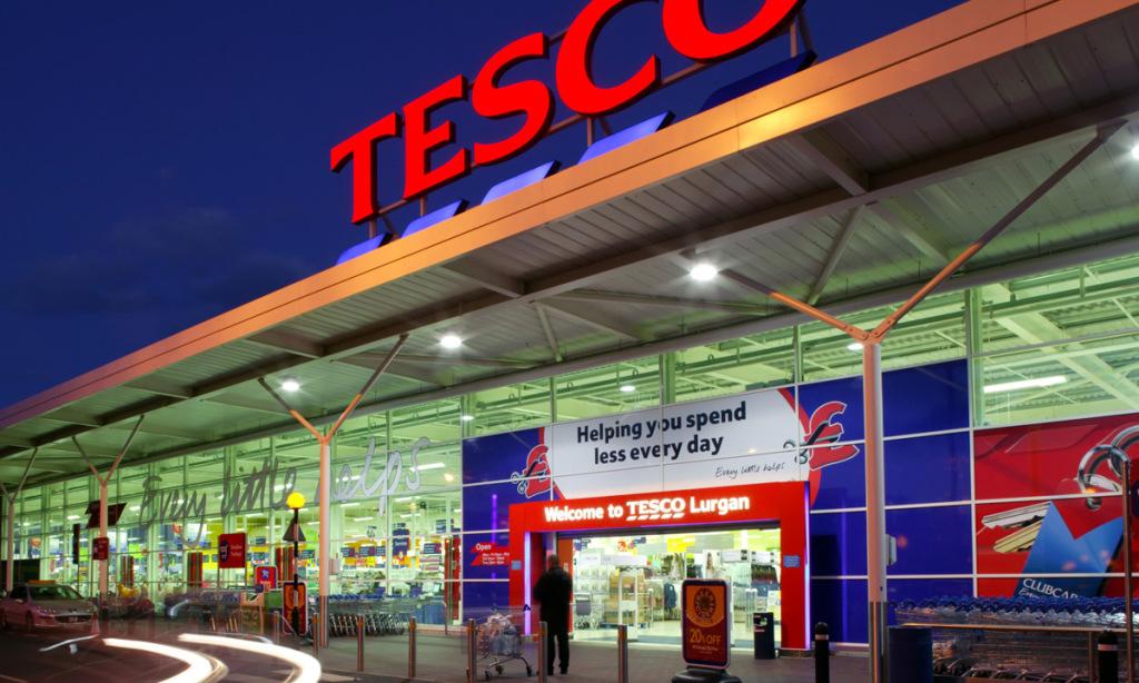 tesco entering the us market