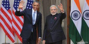 US-President-Barack-Obama-in-India