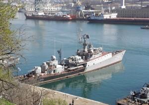 Россия может построить очередные три фрегата для Индии