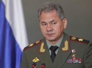 Сергей Шойгу соболезнует родственникам погибших в Гюмри