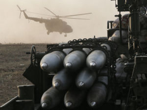 ДНР отводит тяжелое вооружение