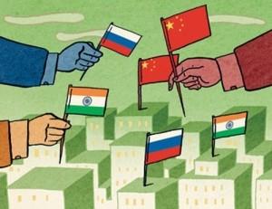 Иностранные инвестиции в экономику России