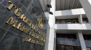 Turkiye Cumhuriyet merkez bankasi binasi