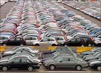 Продажи легковых автомобилей в России в 2015 году рухнут на 7%