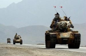 Турецкая операция в Сирии