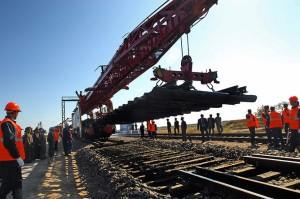 Китай может участвовать в строительстве российской железной дороги