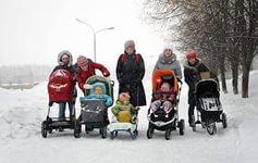 Россия зафиксировала рекорд рождаемости в новом тысячелетии