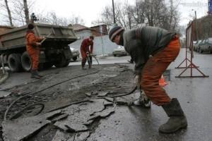 Росавтодор в ближайшие дни выделит 60 млрд руб. регионам на ремонт дорог