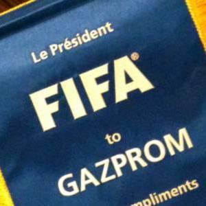 Газпром остается партнером ФИФА на 2015-2018 годы