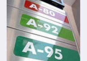Производство бензинов в прошлом месяце увеличилось на 4.4%