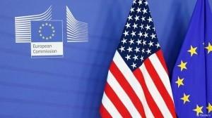 Меркель побуждает немцем поддержать создание трансатлантической зоны свободной торговли