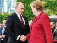 Путин дал оценку переговорам с Меркель