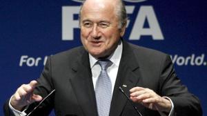 Блаттер сообщил о намерении оставить пост президента ФИФА