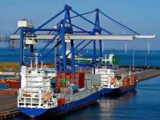 Россия увеличила перевалку грузов на 4.4% в 2015 году