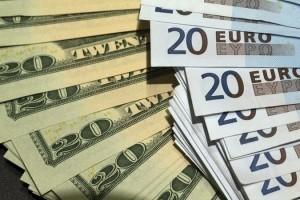 Результаты референдума отрицательно сказались на курсе евро и акциях