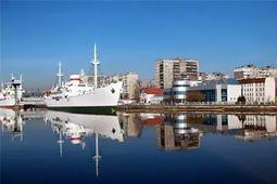 В Калининградский глубоководный порт в сентябре будет спроектирован