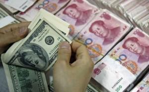 Продажа американских долгов оказывает помощь юаню
