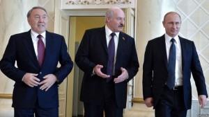Путин за дедолларизацию СНГ