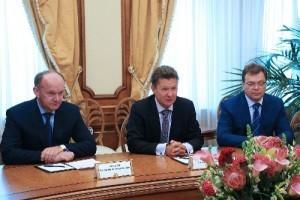 Руководство Газпрома согласно дать ответ на претензии Еврокомиссии