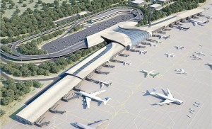 На строительство аэропорта «Южный» потребуется 19 млрд руб.