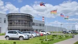 Деятельность концерна Volkswagen в России