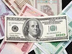 База данных Банка России по курсам валют