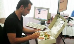 Бизнес на доставке обедов в офисы