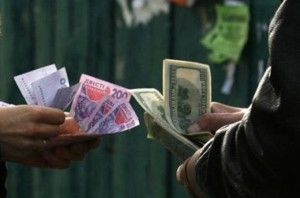 Как действует черный рынок валют в Украине
