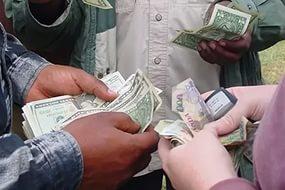 Опасности покупки валюты на черном рынке Днепропетровска