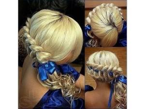 Построение бизнеса по плетению кос