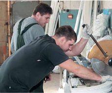 Производственная деятельность в гараже