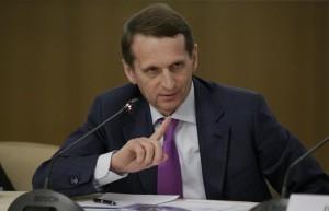 Нарышкин отмечает необходимость менять научное законодательство