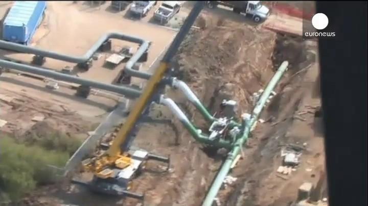 Обама окончательно отказался от возведения нефтепровода KeystoneXL