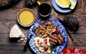 Продажа завтраков и обедов